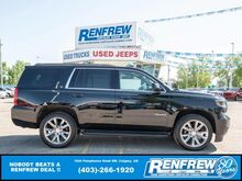2016_Chevrolet_Tahoe_LT 4x4, LOW KMS! Sunroof, Heated Leather, Backup Camera, Wireless Charging_ Calgary AB