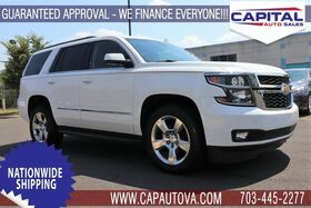 2016_Chevrolet_Tahoe_LT_ Chantilly VA