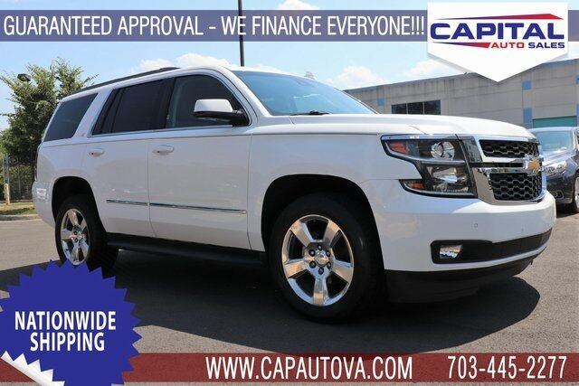 2016 Chevrolet Tahoe LT Chantilly VA