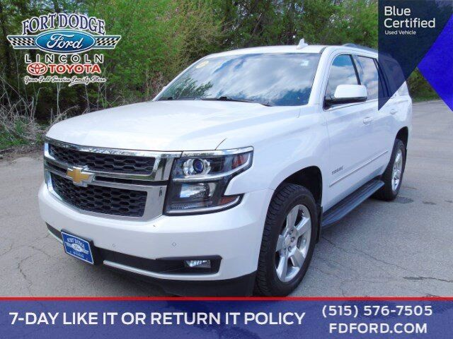2016 Chevrolet Tahoe LT Fort Dodge IA