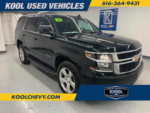 2016 Chevrolet Tahoe LT Grand Rapids MI