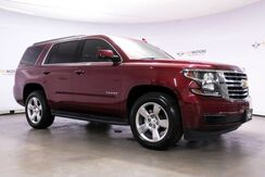 2016_Chevrolet_Tahoe_LT Navigation,Camera,Heated Seats,Rear AC,Sunroof_ Houston TX