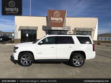 2016_Chevrolet_Tahoe_LT_ Wichita KS