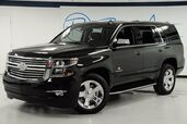 2016 Chevrolet Tahoe LTZ 4WD Captain Seating Carfax Certified One Owner