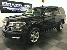 2016_Chevrolet_Tahoe_LTZ, 4x4, Nav, Roof, DVD, Buckets, Power Boards, HUD_ Houston TX