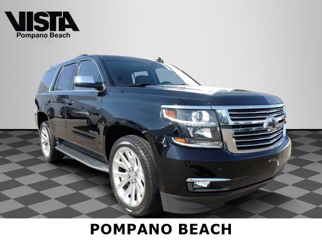 2016 Chevrolet Tahoe LTZ Coconut Creek FL