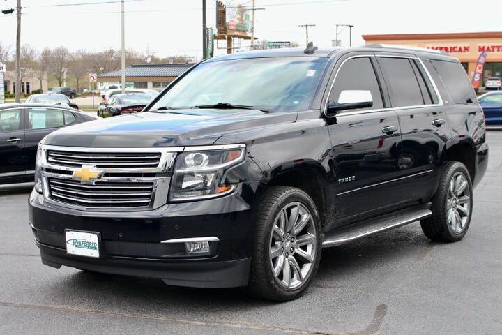 2016 Chevrolet Tahoe LTZ Fort Wayne Auburn and Kendallville IN