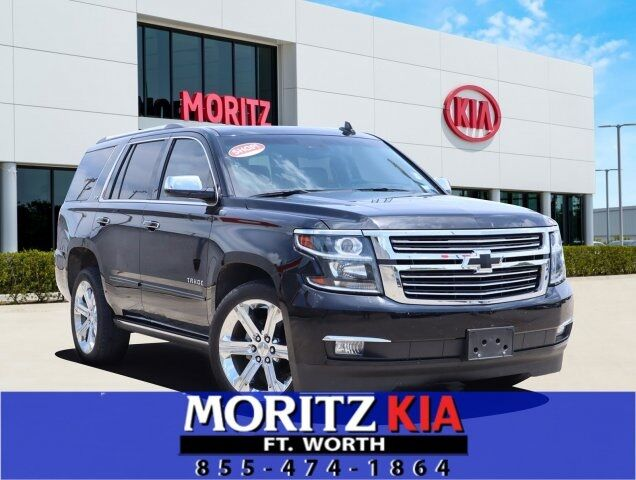 2016 Chevrolet Tahoe LTZ Fort Worth TX