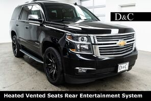2016_Chevrolet_Tahoe_LTZ Heated Vented Seats Rear Entertainment System_ Portland OR