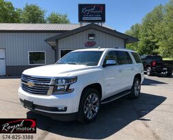 2016_Chevrolet_Tahoe_LTZ_ Middlebury IN