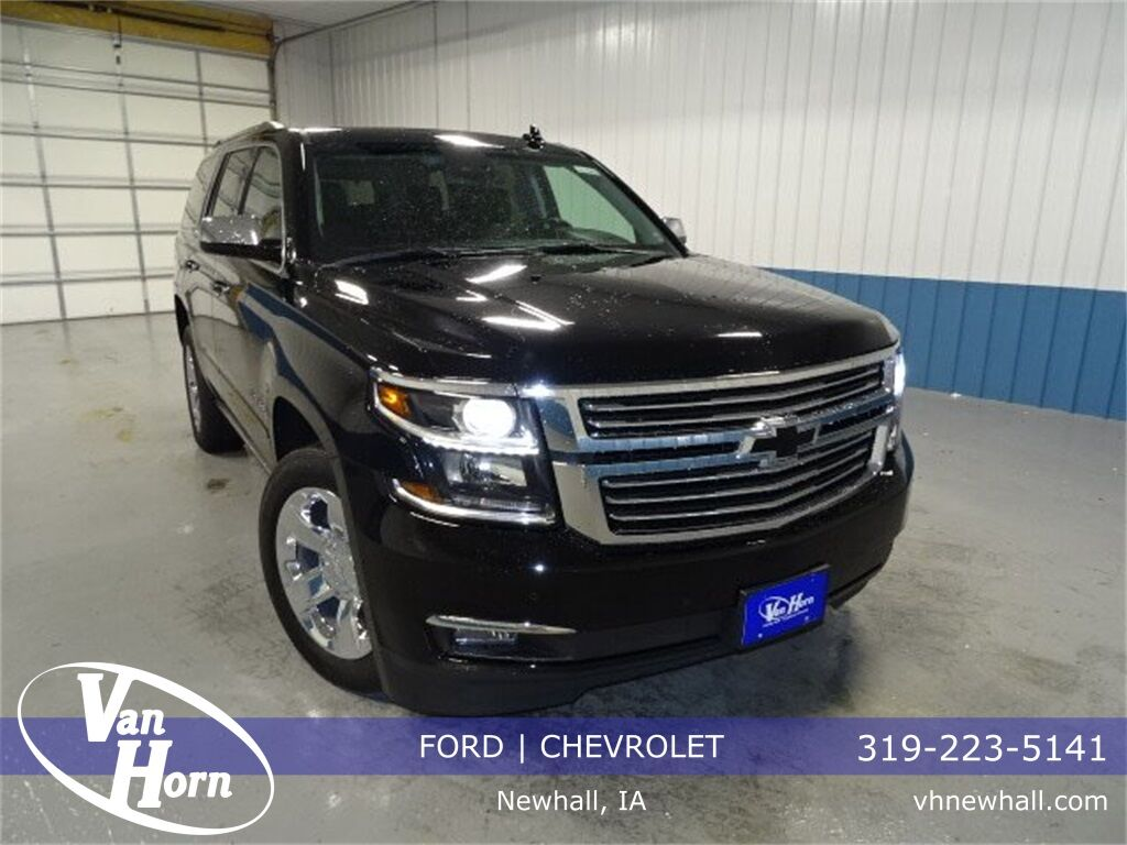 2016 Chevrolet Tahoe Ltz Newhall Ia 25177868 2015 Chevy Chrome Roof Rack Plymouth Wi