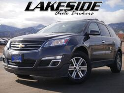 2016_Chevrolet_Traverse_1LT AWD_ Colorado Springs CO