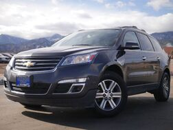 2016_Chevrolet_Traverse_1LT AWD_ Colorado Springs CO