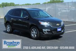 2016_Chevrolet_Traverse_2LT_ Green Bay WI