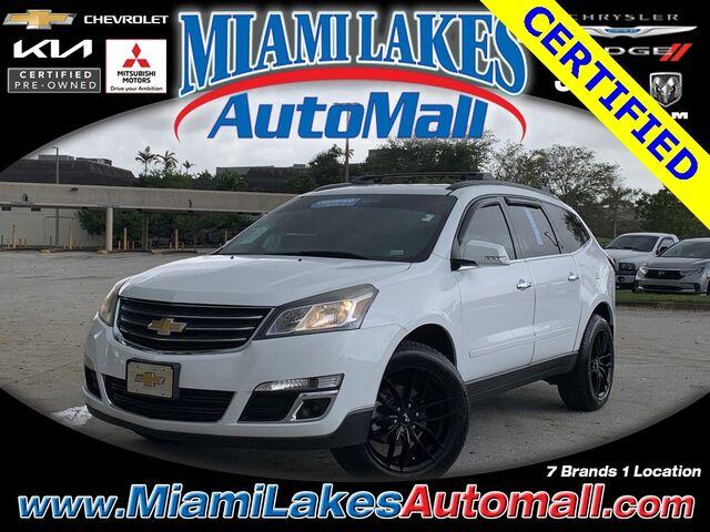 2016 Chevrolet Traverse 2LT Miami Lakes FL