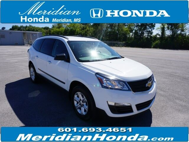 2016 Chevrolet Traverse AWD 4dr LS Meridian MS