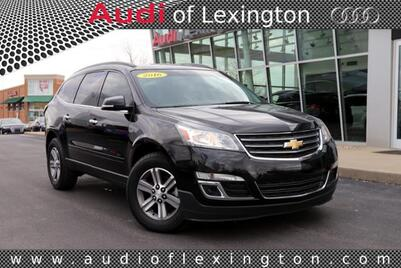 2016_Chevrolet_Traverse_AWD 4dr LT w/1LT_ Richmond KY
