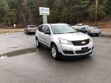 2016_Chevrolet_Traverse_LS_ Barre VT