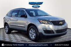 2016_Chevrolet_Traverse_LS_ Miami FL