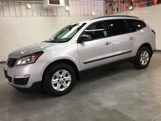 2016 Chevrolet Traverse LS Oroville CA