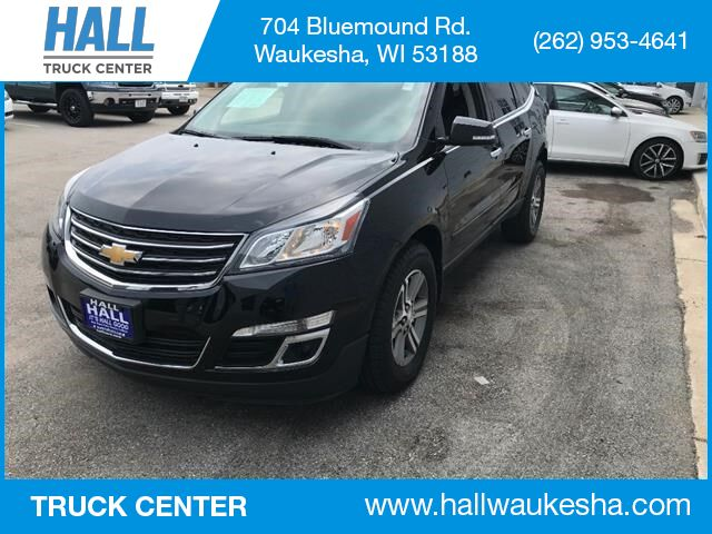 2016 Chevrolet Traverse LT AWD 7 Passenger with Nav/DVD Waukesha WI