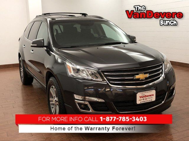 2016 Chevrolet Traverse LT Akron OH