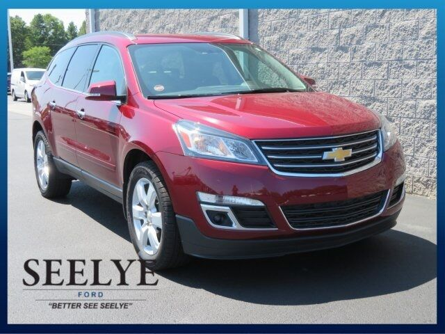 2016 Chevrolet Traverse LT Battle Creek MI