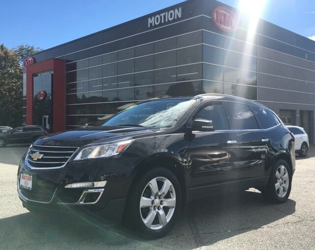 2016 Chevrolet Traverse LT Hackettstown NJ
