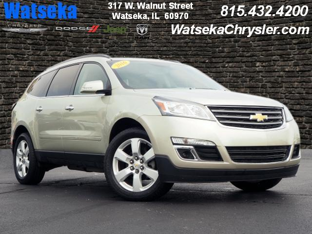 2016 Chevrolet Traverse LT Dwight IL