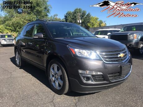 2016 Chevrolet Traverse LT Elko NV