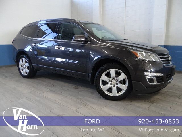 2016 Chevrolet Traverse LT Plymouth WI