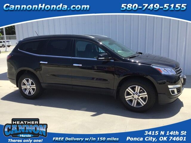 2016 Chevrolet Traverse LT Ponca City OK