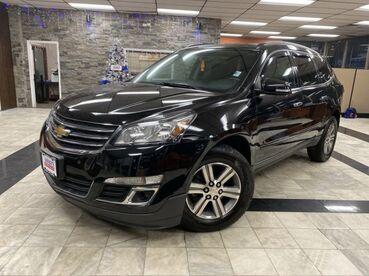 2016_Chevrolet_Traverse_LT_ Worcester MA