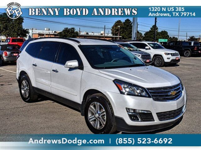 2016 Chevrolet Traverse LT w/1LT Andrews TX