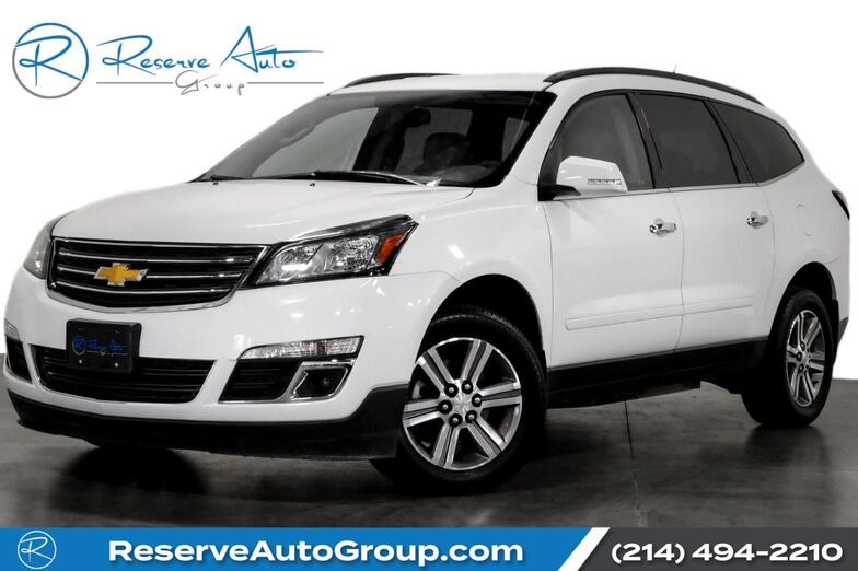 2016 Chevrolet Traverse LT w/2LT AWD Navigation Leather Buckets BOSE The Colony TX