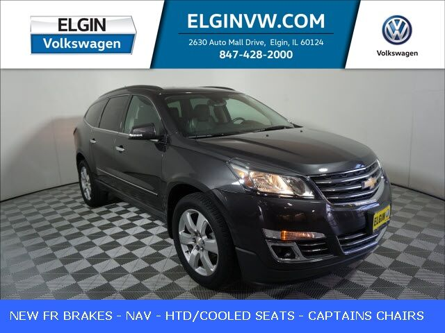 2016 Chevrolet Traverse LTZ Elgin IL
