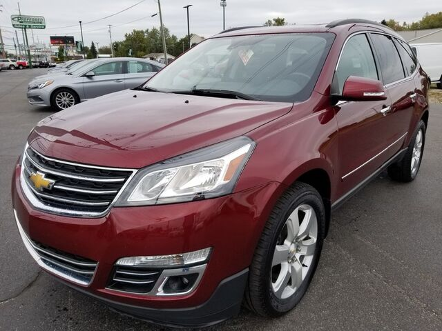 2016 Chevrolet Traverse LTZ Fort Wayne Auburn and Kendallville IN