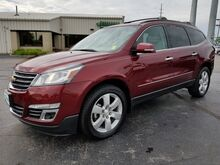 2016_Chevrolet_Traverse_LTZ_ Fort Wayne Auburn and Kendallville IN