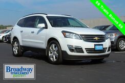 2016_Chevrolet_Traverse_LTZ_ Green Bay WI