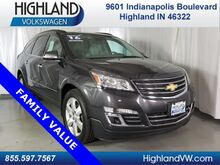 2016_Chevrolet_Traverse_LTZ_ Highland IN