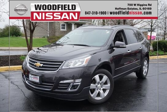 2016_Chevrolet_Traverse_LTZ_ Hoffman Estates IL