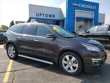 2016_Chevrolet_Traverse_LTZ_ Milwaukee and Slinger WI