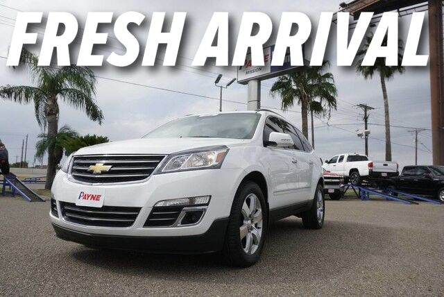 2016 Chevrolet Traverse LTZ Rio Grande City TX