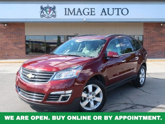 2016 Chevrolet Traverse LTZ West Jordan UT