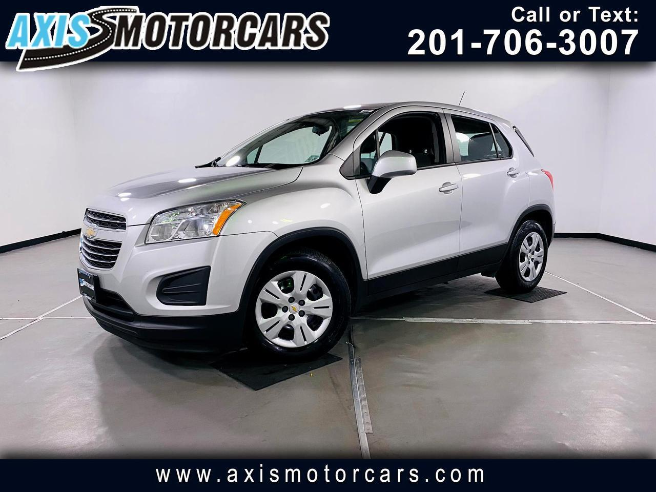 2016 Chevrolet Trax 4dr LS w/Backup Camera Jersey City NJ