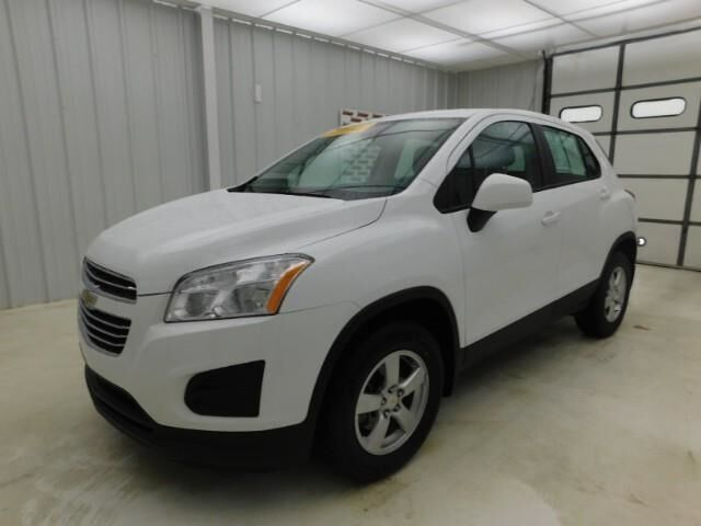 2016 Chevrolet Trax AWD 4dr LS w/1LS Manhattan KS