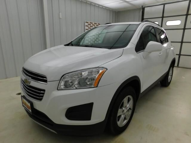 2016 Chevrolet Trax AWD 4dr LT Manhattan KS