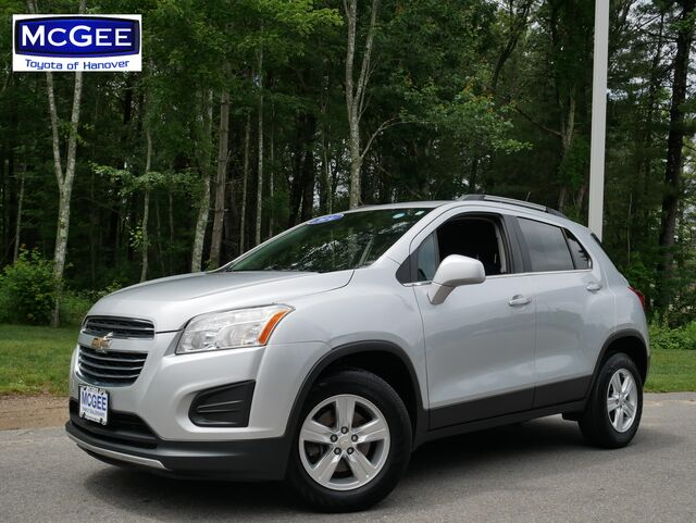 2016_Chevrolet_Trax_AWD 4dr LT_ Hanover MA