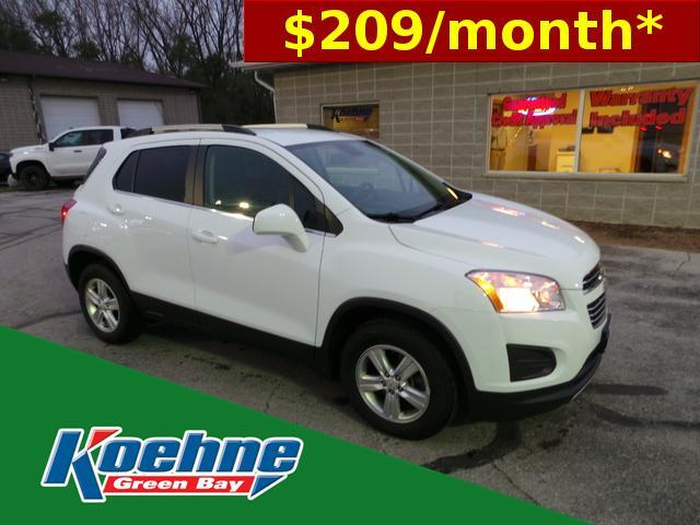 2016 Chevrolet Trax AWD 4dr LT Green Bay WI