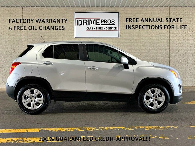 2016 Chevrolet Trax FWD 4dr LS w/1LS Charles Town WV